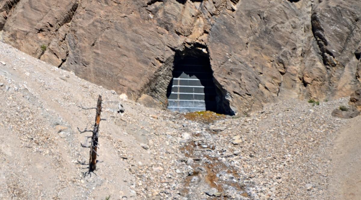Mine Portal
