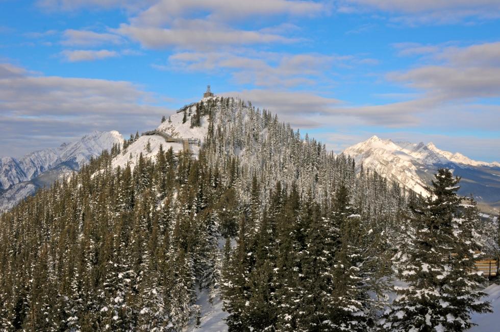 Sansons Peak